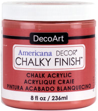 DecoArt - Chalky Finish Paint - Cherish 236ml