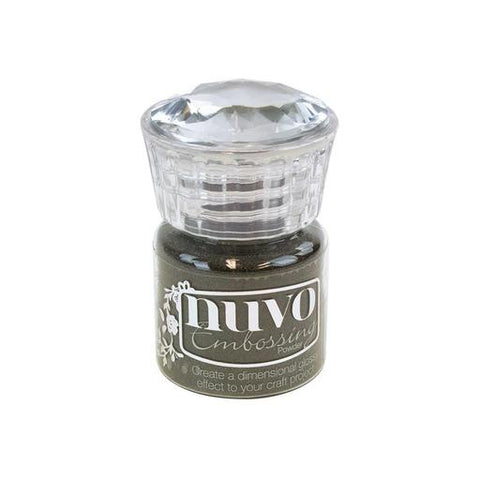 Nuvo - Embossing Powder - Hot Chocolate 22ml