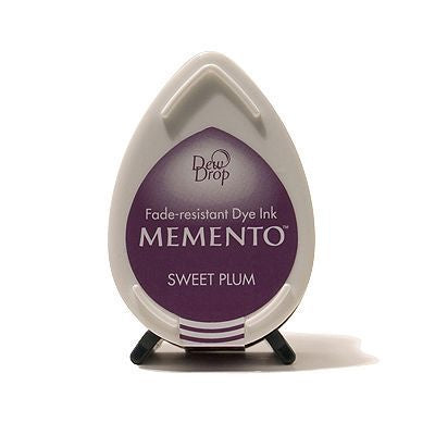 Tsukineko - Memento Dew Drop Ink Pad - Sweet Plum
