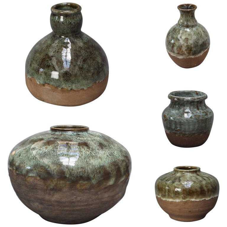 Mid-Century Spanish Ceramic Collection by VF (c. 1960s)