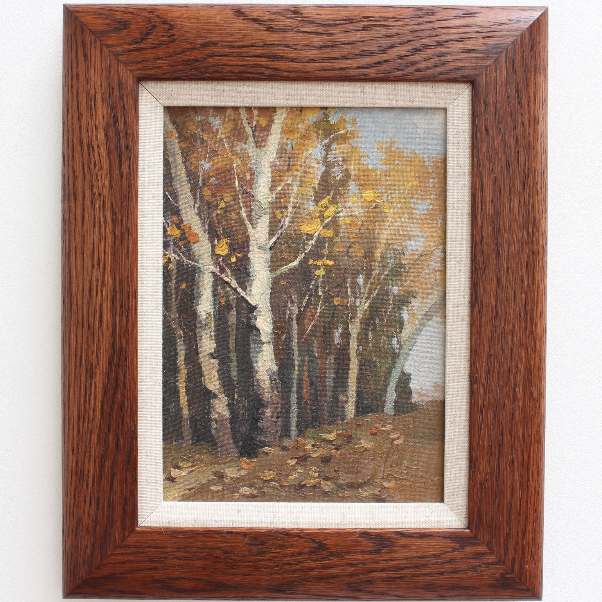'Forest's Edge in Autumn' (circa 1960s)