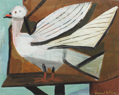'The Dove' (La Colombe) by Raymond Dèbieve (circa 1960s)