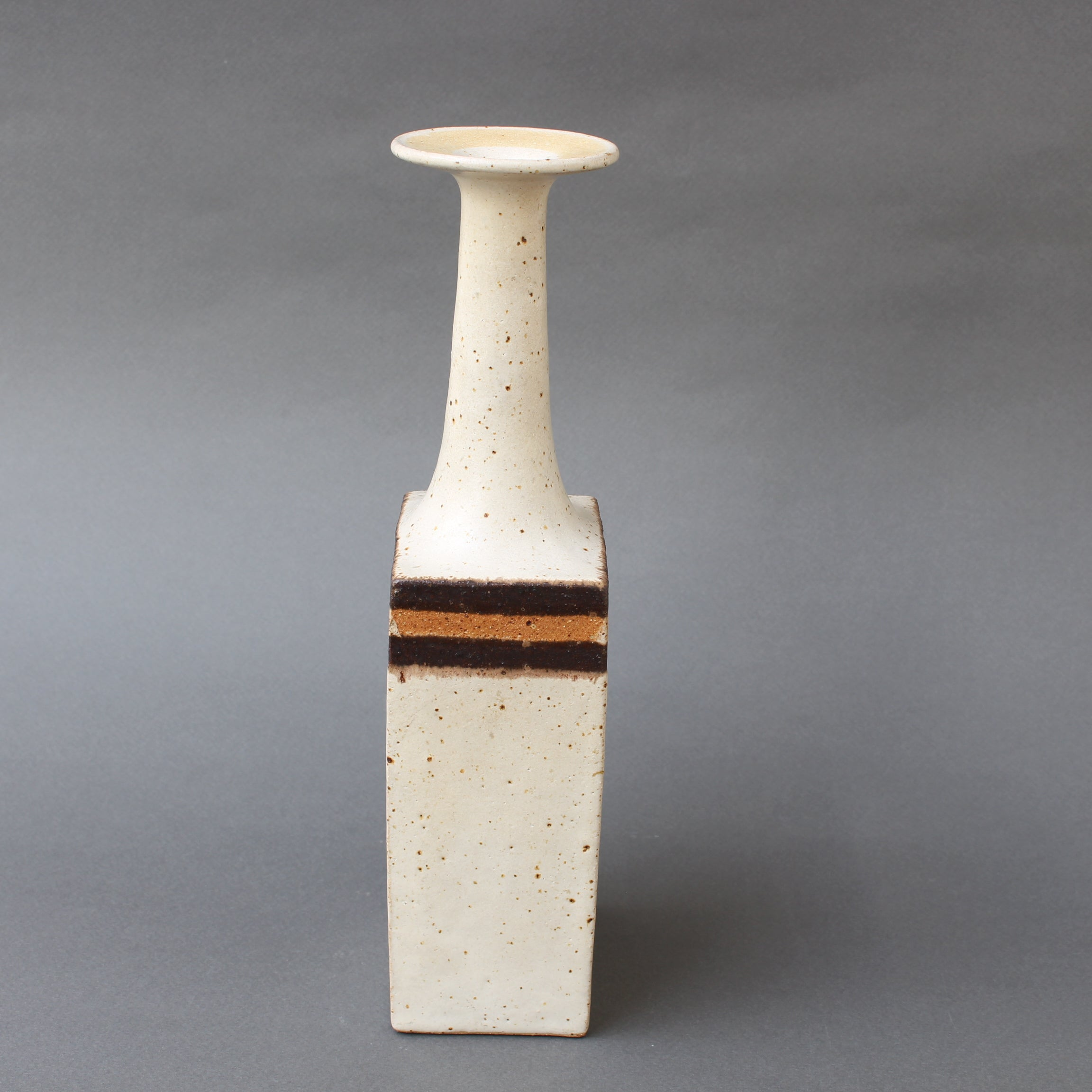 Ceramic Decorative Vessel by Bruno Gambone (circa 1970s)