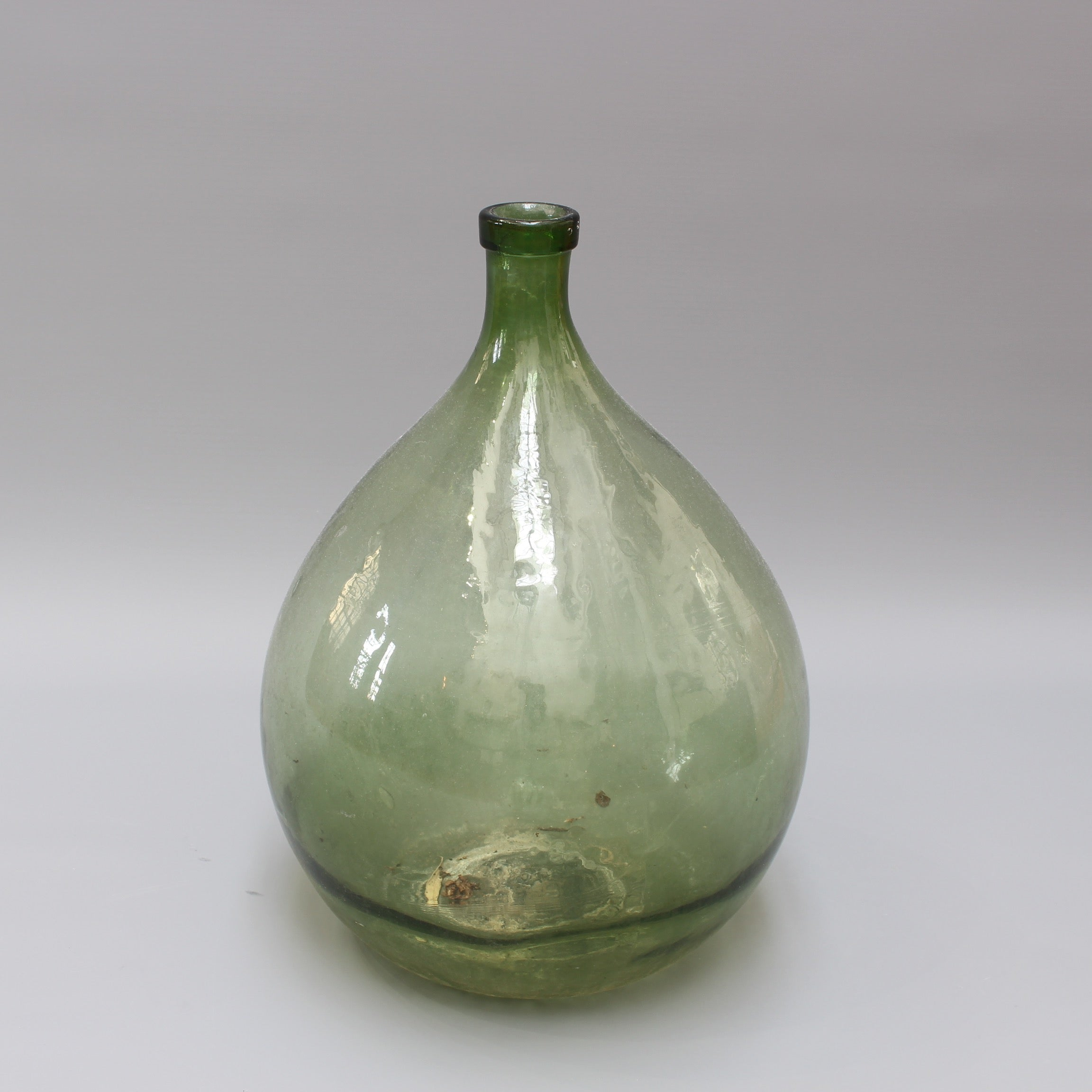 Vintage Large French Demijohn (Early 20th Century)
