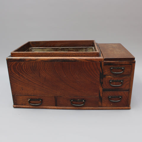 Antique Japanese Hibachi (circa 1890 - 1910)