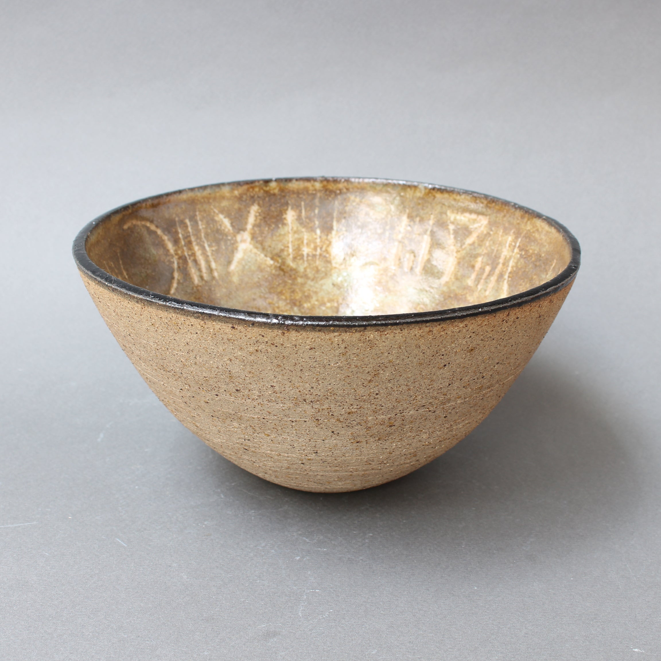 Ceramic Decorative Bowl by Bruno Gambone (circa 1990s)