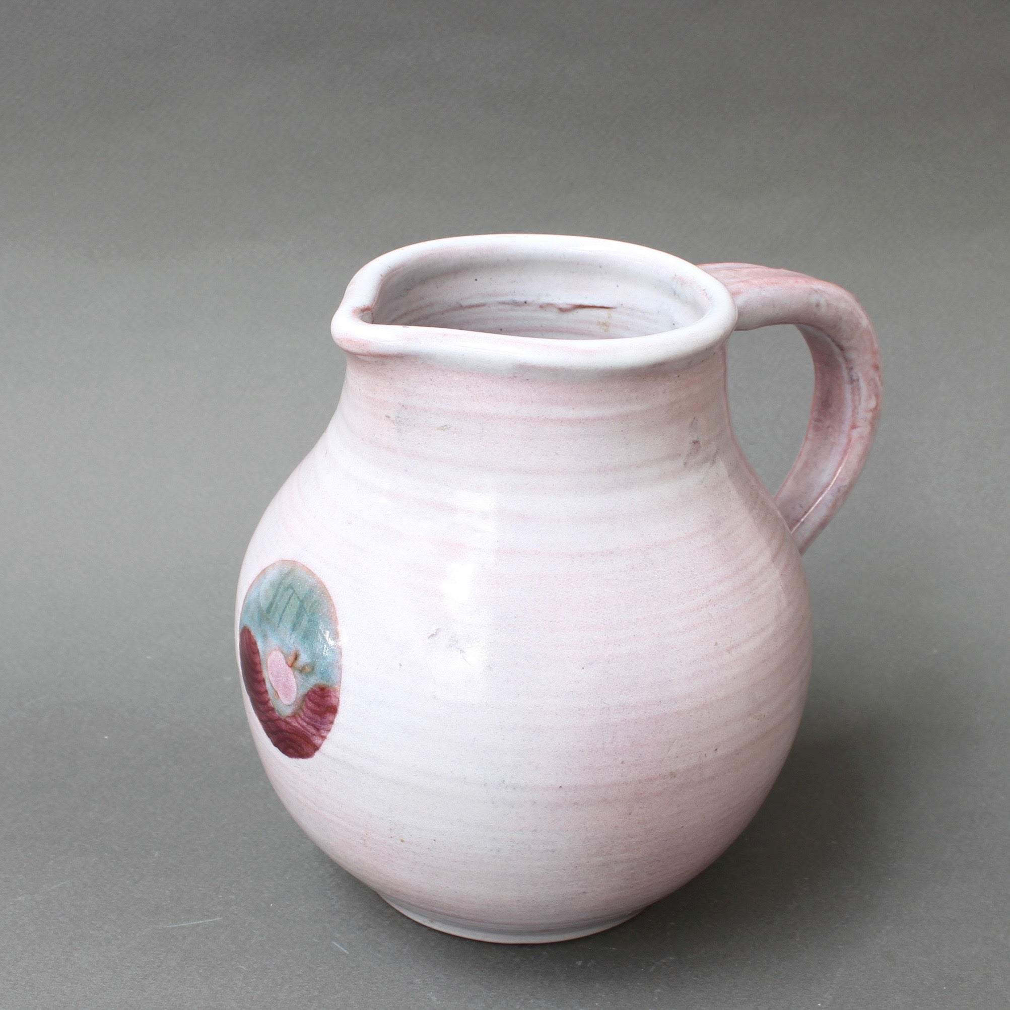 Vintage Decorative Pitcher by Cloutier Brothers (circa 1970s)