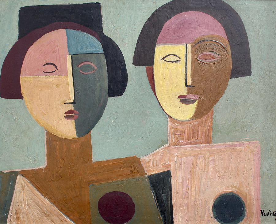 'We Are Not Fembots' by Van Orley (circa 1960s-70s)