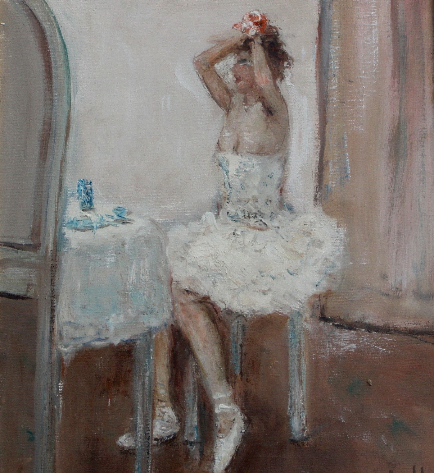 'The Mirror' by Gaetano Bocchetti (c. 1960s)