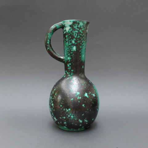 Decorative Pillar Design Pitcher by Primavera (Circa 1930s)