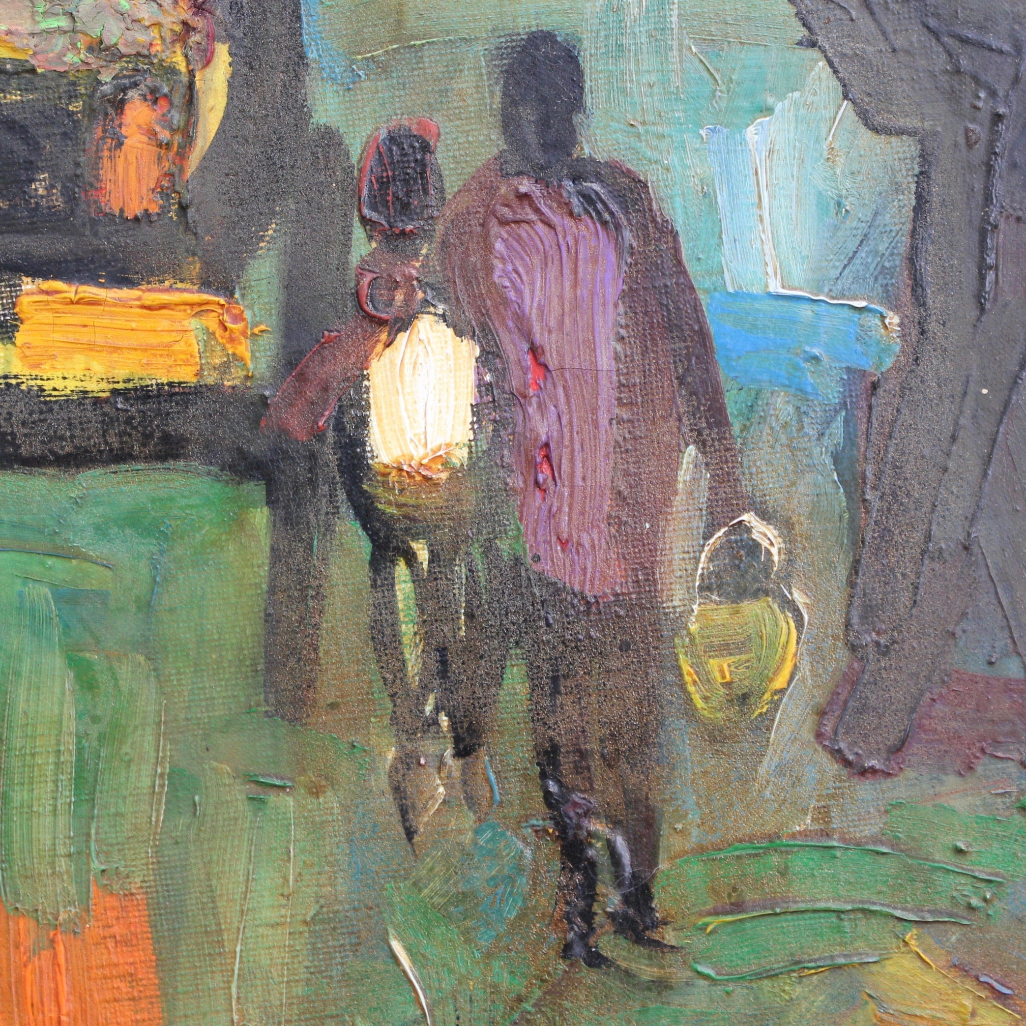 'The Lantern', French School (1967)