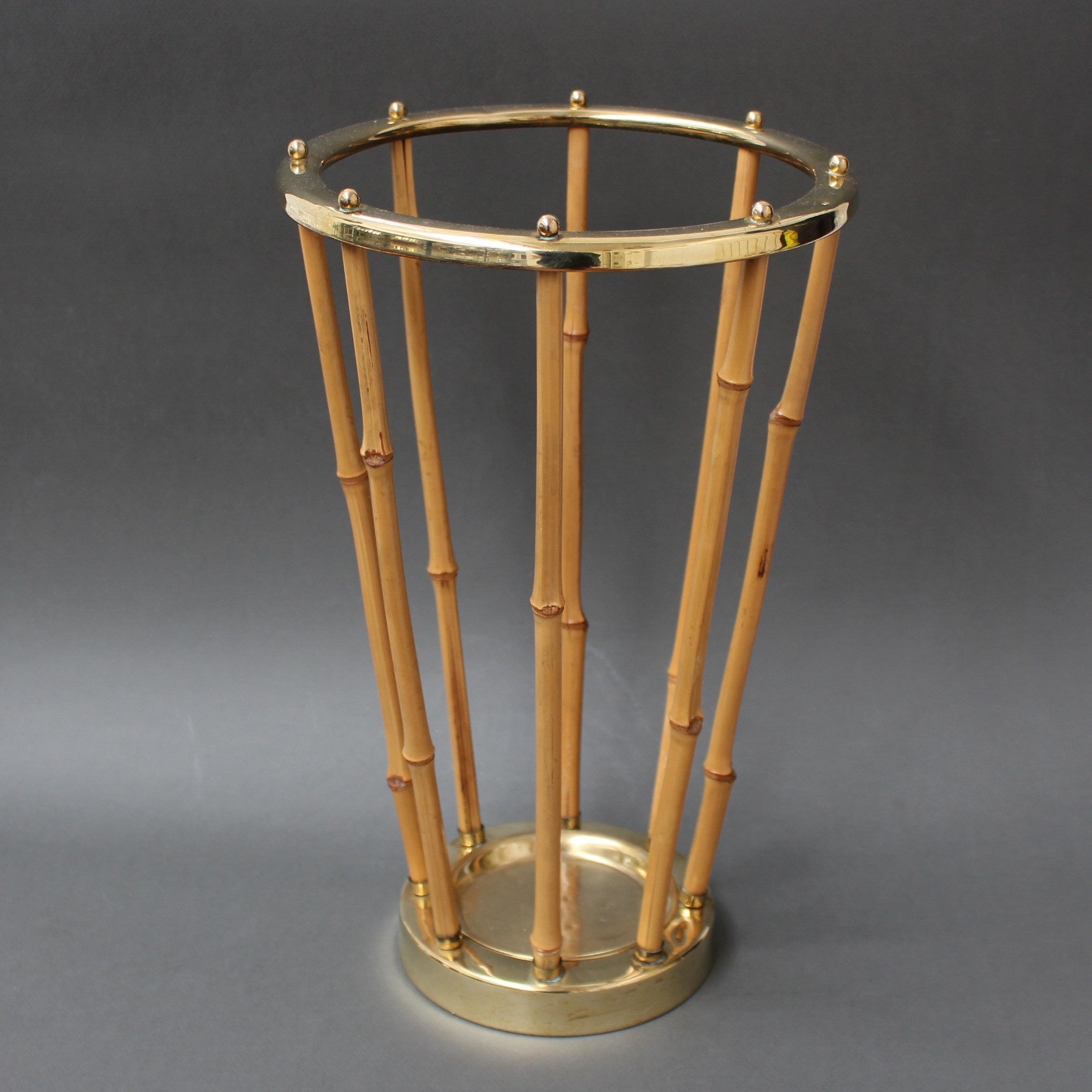 Austrian Modernist Umbrella Stand (c. 1950s)