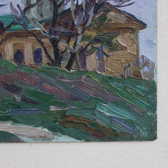'Church on the Hill' by Unknown (Circa 1980s)