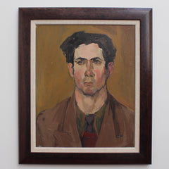 'Portrait of a Young Man' (c. 1950s)