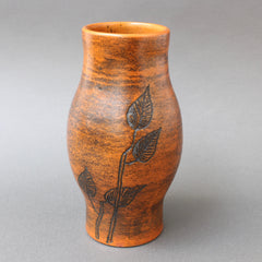 Decorative Ceramic Vase by Jacques Blin (circa 1950s) - Small