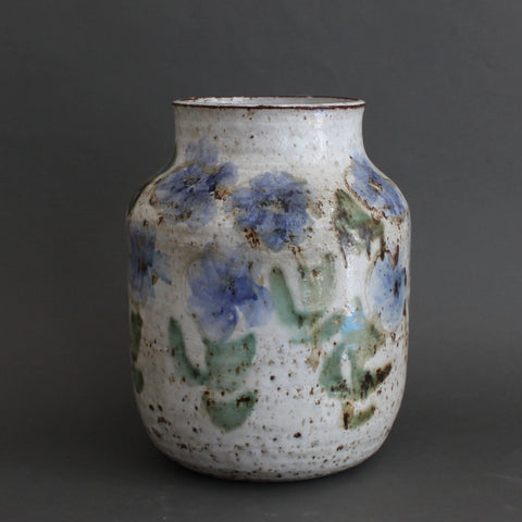 Ceramic Vase by Albert Thiry (c. 1960s)