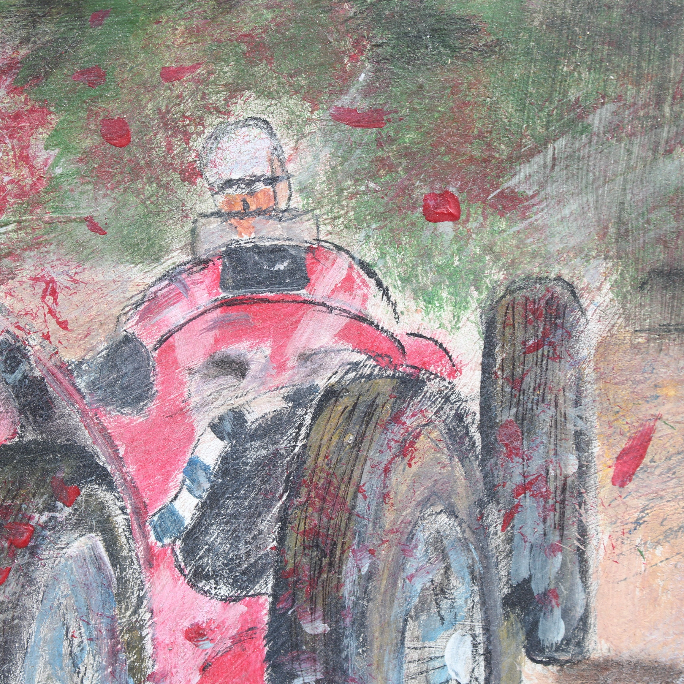'Grand Prix Racer', French School (circa 1960s)