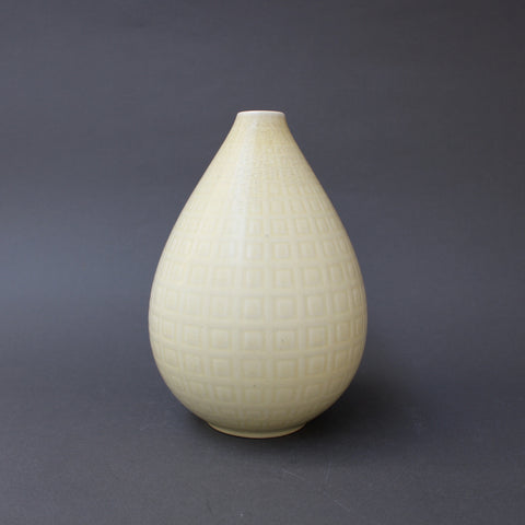 'Marselis' Vase by Nils Thorsson for Aluminia - Royal Copenhagen (Circa 1960s)