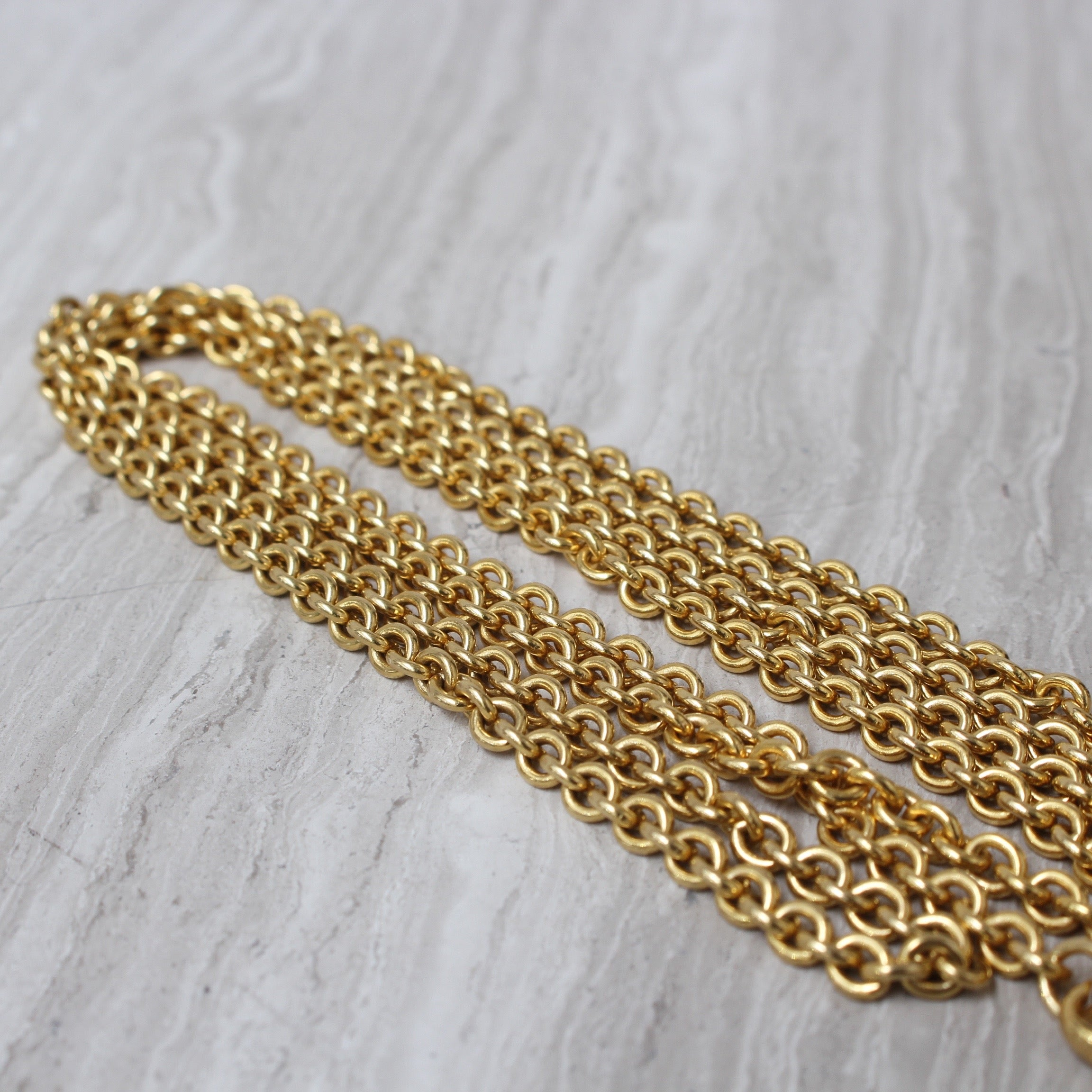 18-Carat Gold Necklace by Stephen Webster (Circa 2000)