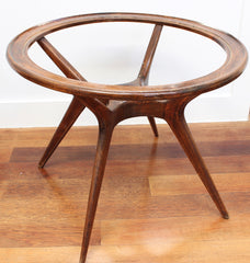 Mid-Century Modern Italian Side Table by Ico Parisi (circa 1950s)