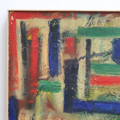 'Colours in Abstract' by Meunier de Risset (1953)