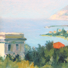 'View of San Remo' by Angelo Mucci (1937)
