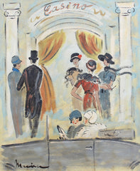 'The Casino' by André Meurice (circa 1950s - 60s)