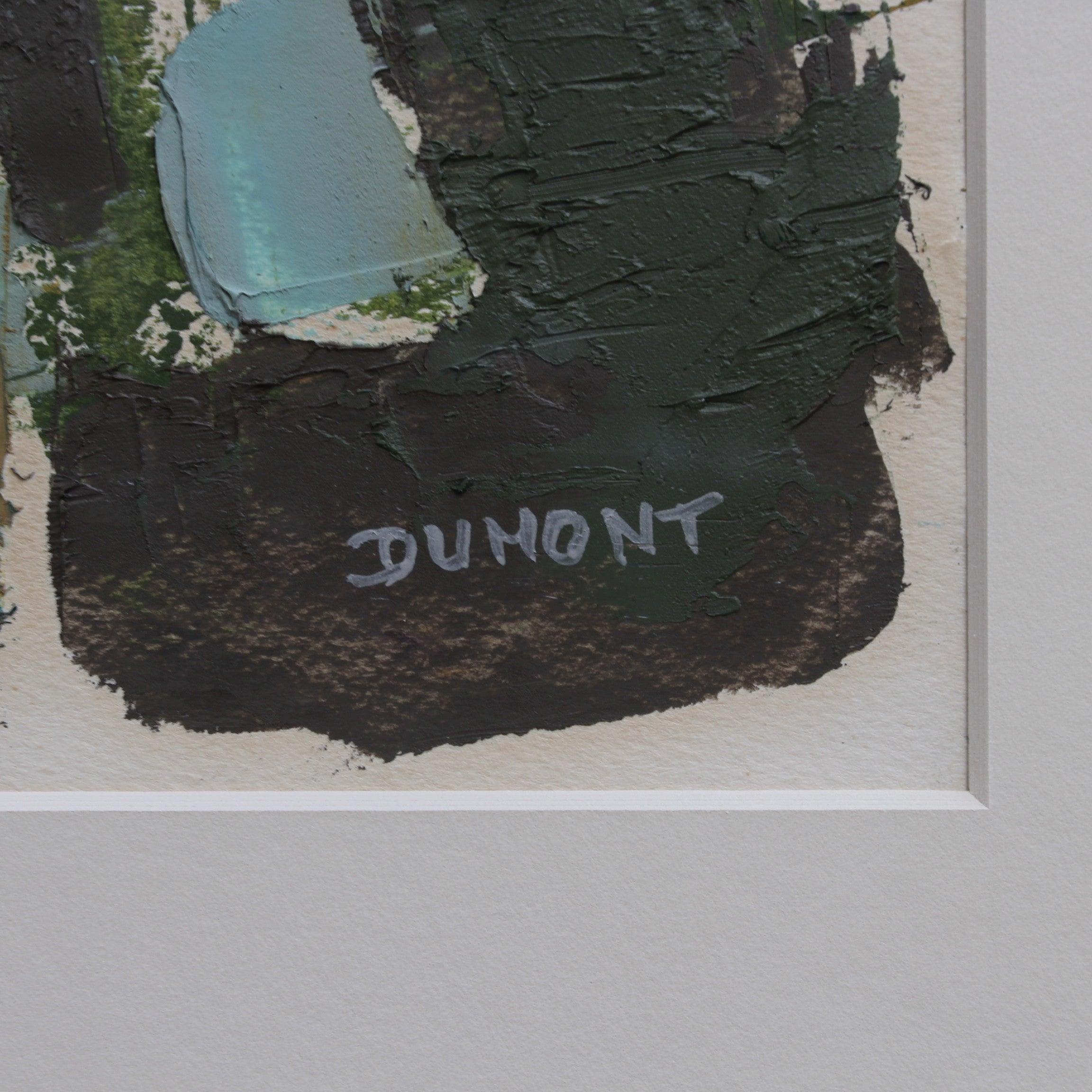 'Untitled' by Dumont (c. 1960s)
