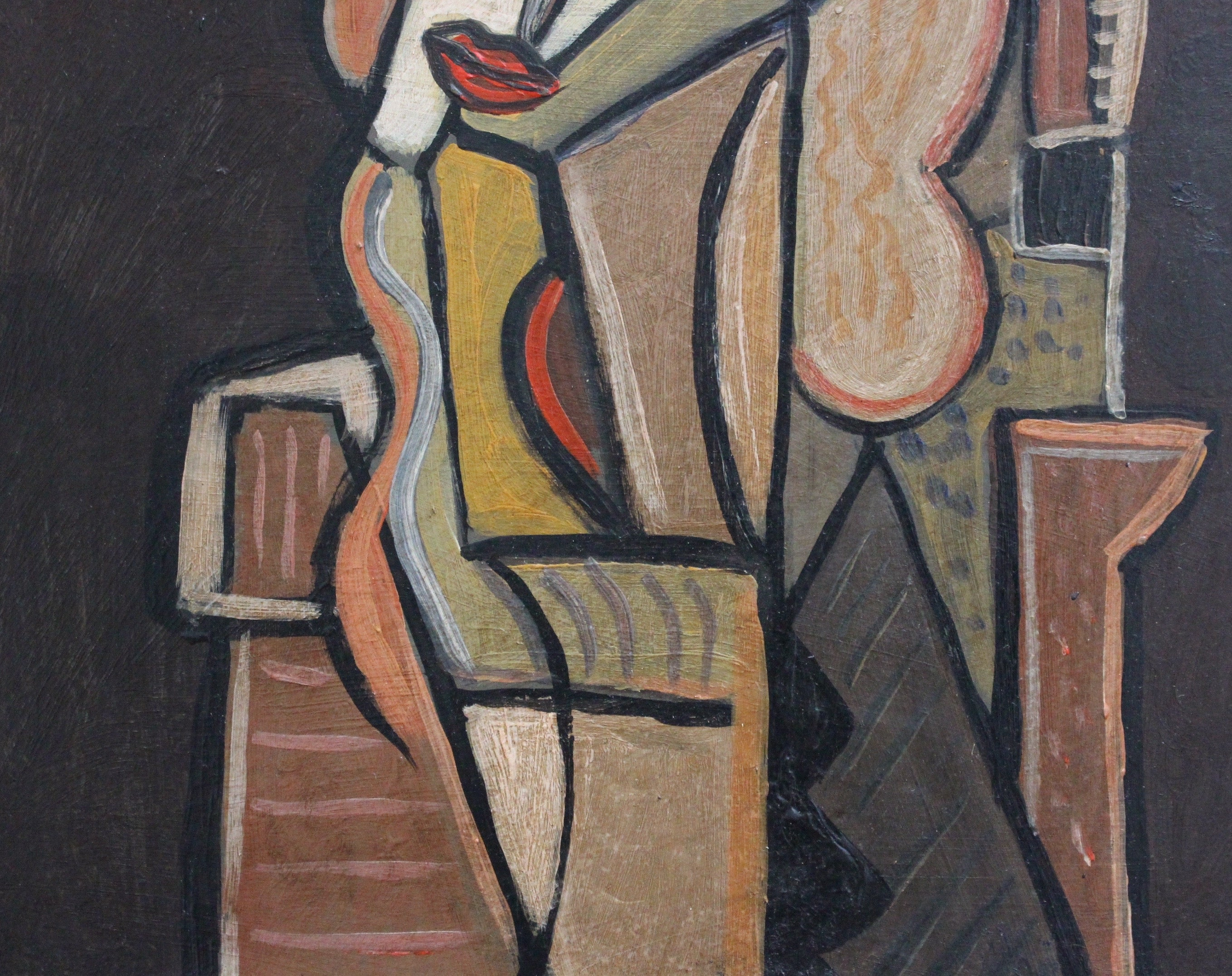 'The Opera Singer' by Unknown Artist (circa 1940s - 1960s)