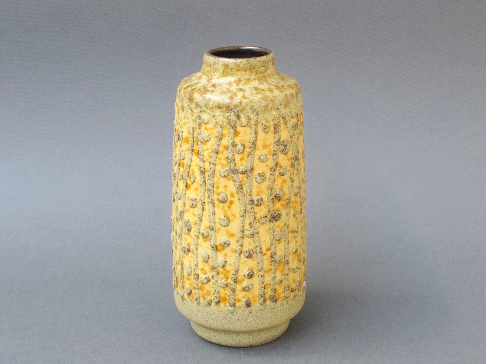 East German Vintage Vase from Haldensleben