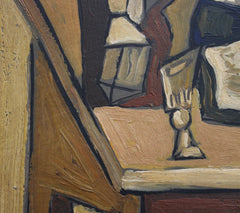 'Still Life with Champagne' (circa 1940s-60s)