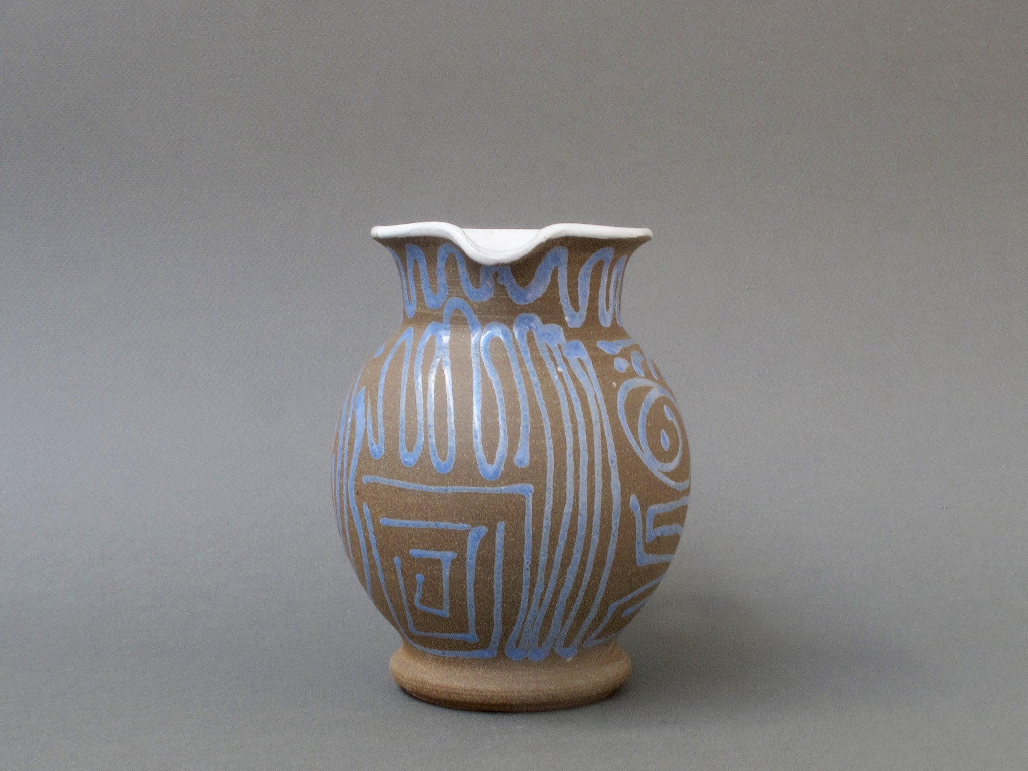Laurent Thiry Ceramic Jug (c. 1990s)