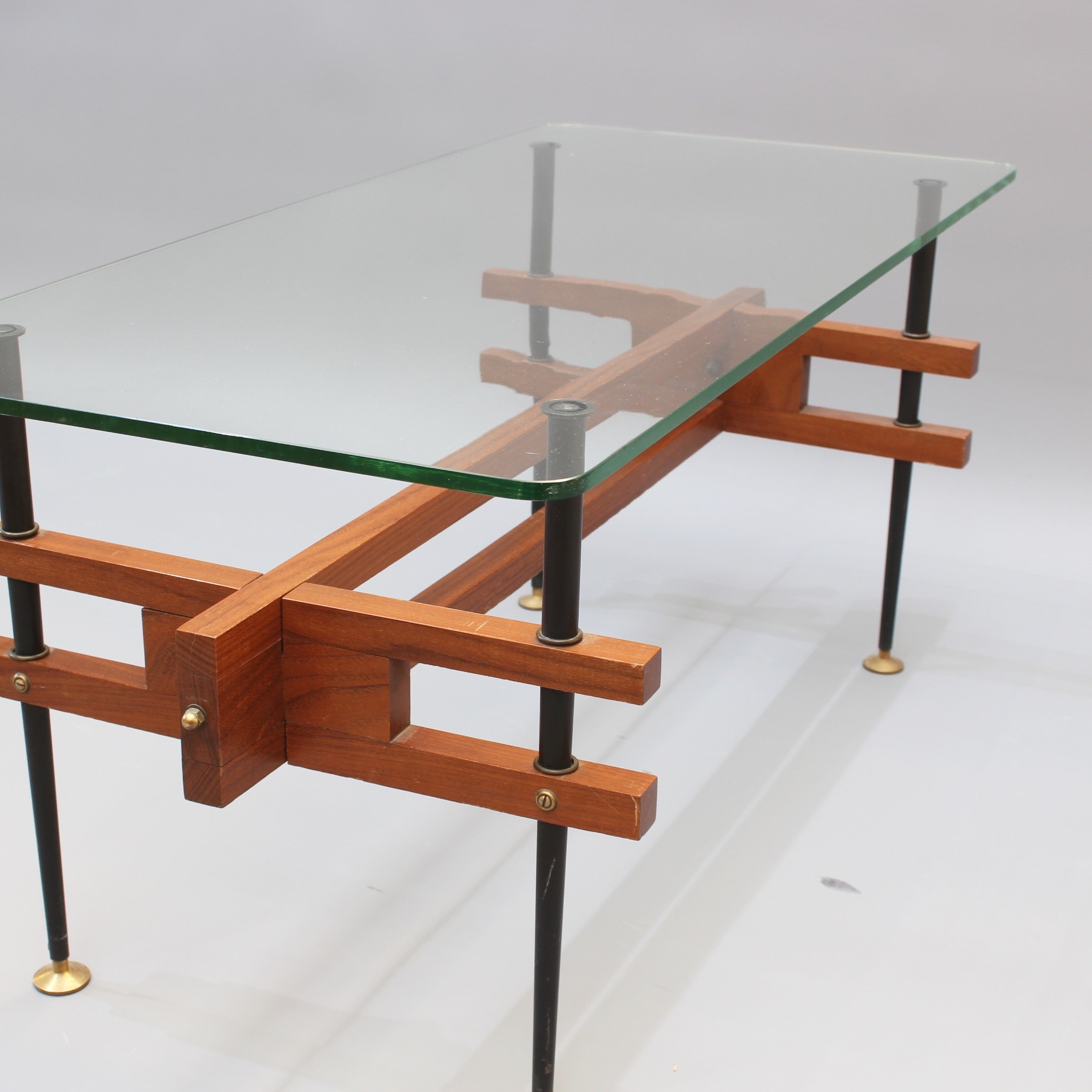 Mid-Century Modern Italian Coffee Table (circa 1960s)