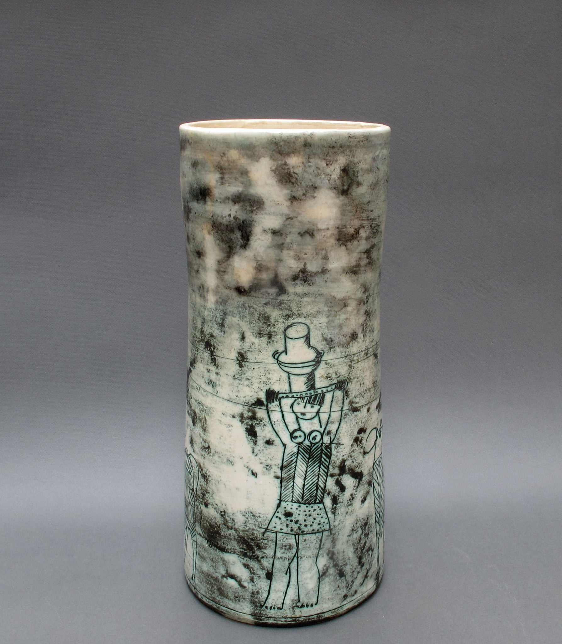 Large Vase by Jacques Blin (1950s)