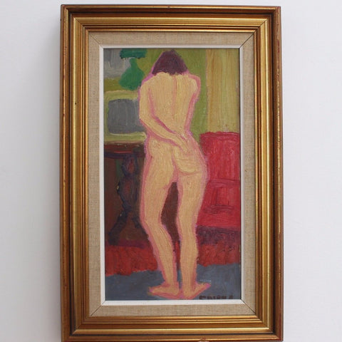 'Standing Nude' by François Diana (c. 1960s)