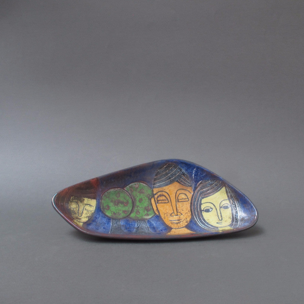 Michael Andersen & Son Decorative Mid-Century Dish