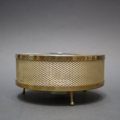 Vintage German Brass Tea/Coffee Warmer