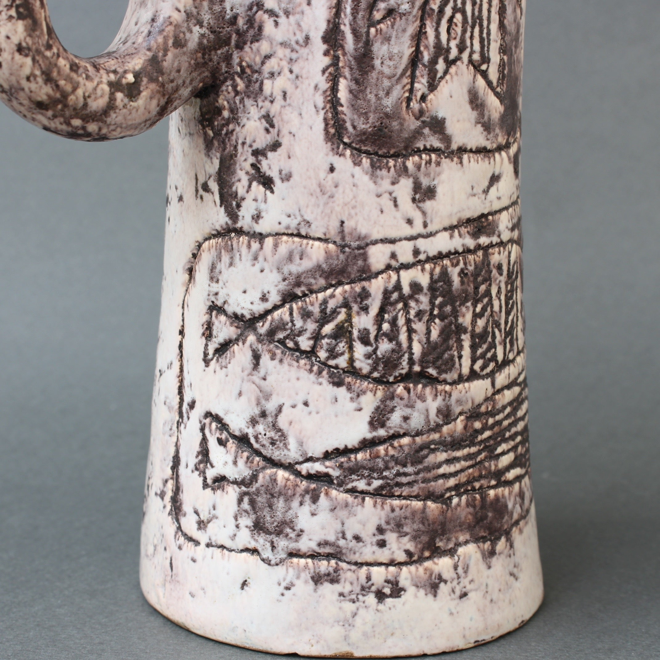 Mid-Century Ceramic Pitcher by Jacques Blin (circa 1950s)