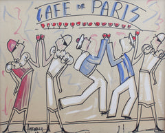 'Café de Paris' by André Meurice (1962)