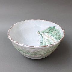 Mid-Century Decorative Bowl by Albert and Pyot Thiry (circa 1960s)