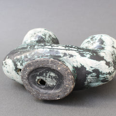 Mid-Century French Ceramic Candle Holder by Jacques Blin (circa 1950s)