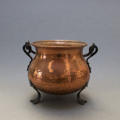 Vintage French Copper Pot