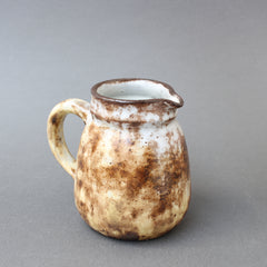 Mid-Century French Ceramic Jug by Alexandre Kostanda (circa 1960s) - Small