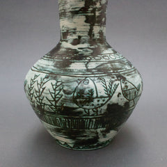 Ceramic Vase by Jacques Blin (c. 1950s)