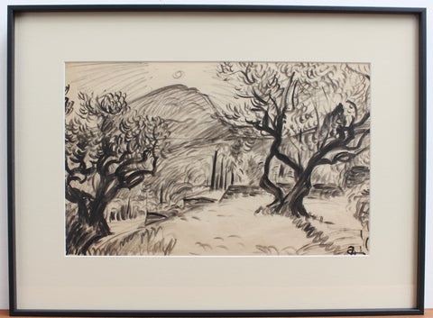 'The Trees' by Pierre Dionisi (circa 1930s)