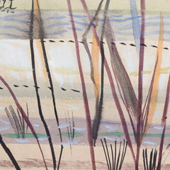 'The Wetlands' by Michel Debiève (circa 1970s)