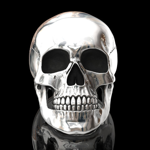 Anatomical full skull ring