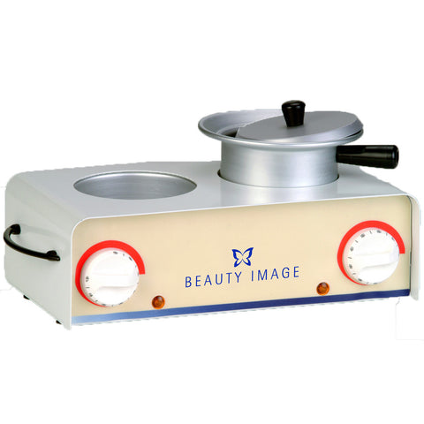 Double Facial Heater + 1 Hot Wax Pot