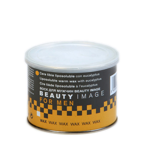 Warm Wax Cans 400g For Men