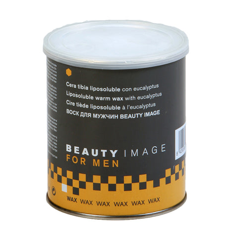 Warm Wax For Men Cans 800g